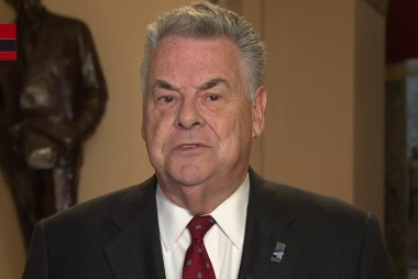 Rep. King: Federal contractors should get back pay