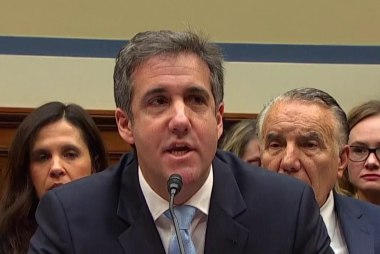Cohen warns Trump followers: You will 'suffer the same consequences as I'm suffering'