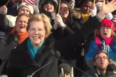 Analysis: Sen. Warren announces 2020 presidential bid