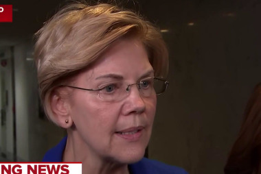Sen. Elizabeth Warren: 'I am not a tribal citizen'