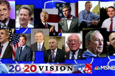 2020 presidential race: Who's in and who's out