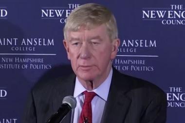 2020 Vision: Meet Bill Weld, Trump's primary challenger