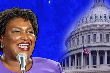 Stacey Abrams stars in Super Bowl ad ahead of SOTU response