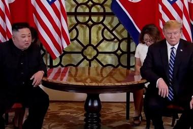 No deal or bad deal: Trump 'had to walk away' from North Korea summit