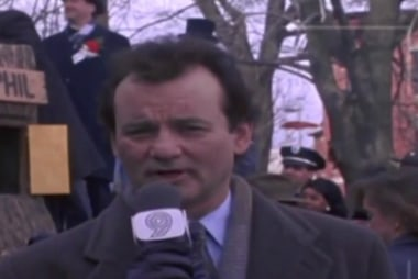 Groundhog Day has a whole new meaning, again