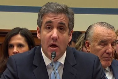 Can't say you weren't warned: 2016 Republicans previewed Michael Cohen's testimony
