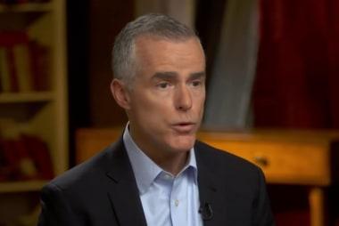 Fired acting FBI Dir. McCabe sounds the alarm on Trump's ties to Putin