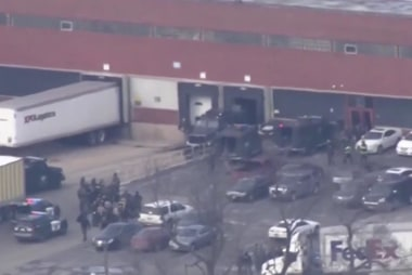 'All kinds of action': Witness describes scene of shooting in Aurora, Ill.