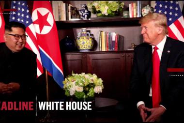 Alarms sounding from Trump advisers on North Korea summit