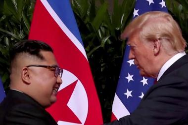 Always the businessman: Trump touts North Korea economic potential