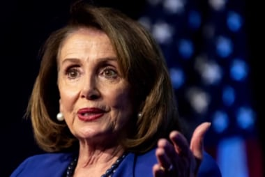Pelosi: 'I'm not for impeachment. This is news.'