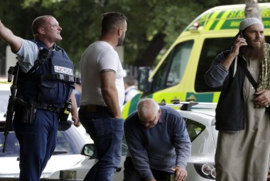 Police: Multiple fatalities after shootings reported at New Zealand mosques