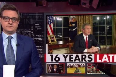 Chris Hayes on the lessons of the Iraq war 16 years after it started