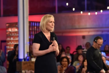 Gillibrand: 'You do not defeat terrorism by being hateful'