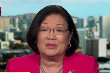"Sen. Hirono on Mueller report: ""There's more to come"""