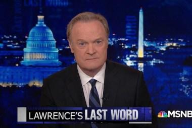 Lawrence's Last Word: Trump threats?