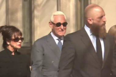 Roger Stone may see foreshadowing in judge's Manafort criticism