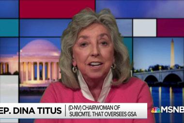 Congress demands documents on Trump role in FBI headquarters plan