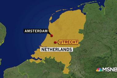 Utrecht mayor: Possible terror motive in deadly Netherlands shooting