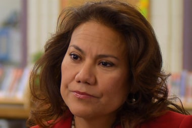 Veronica Escobar on being one of the first Latinas elected to Congress from Texas
