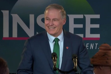 Gov. Inslee announces 2020 run. Who else are we waiting for?