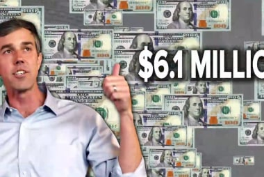 Beto O'Rourke raises $6.1 million on first day, beating Sanders and other 2020 contenders