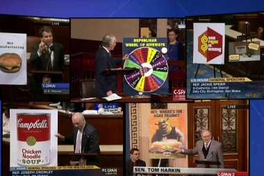 C-SPAN turns 40: A look back at its best moments