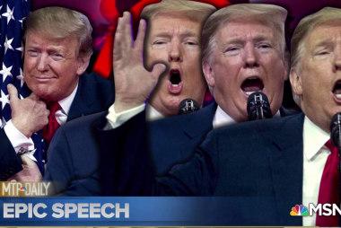 Trump's epic CPAC speech: 'I never saw so many beautiful machine guns'