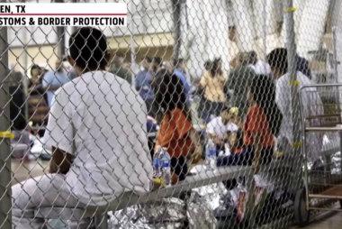 An enemies list at the border
