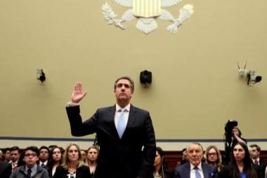 Pardon me?: Cohen scrutinized for his lawyer's alleged conversations over pardons