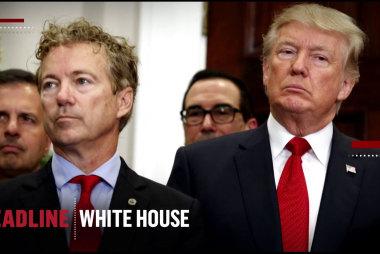 'At least' 10 GOP senators ready to knock down Trump's emergency declaration
