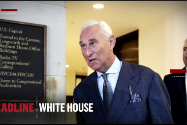 Roger Stone testing the limits of his gag order