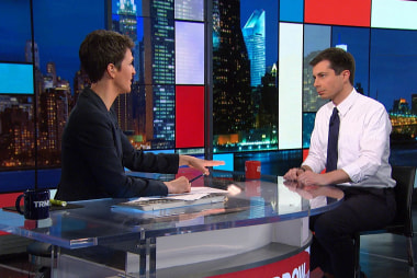 Full Interview with Pete Buttigieg