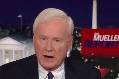 Chris Matthews: Congress should consider their constitutional duty of impeachment