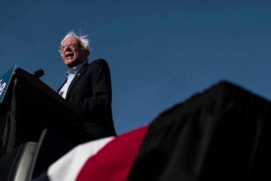 Bernie Sanders campaign hits back at anti-Sanders Democrats