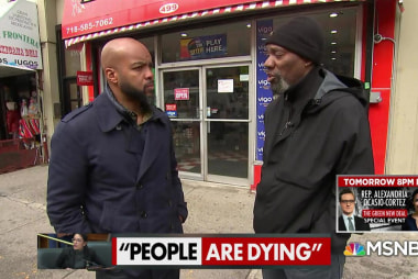 South Bronx harmed by climate change and pollution