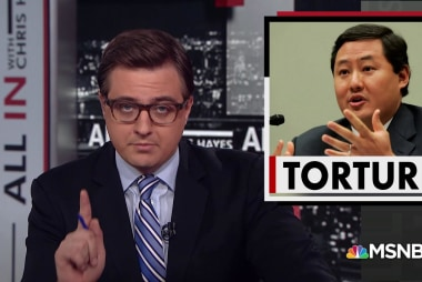 Chris Hayes talks about the infamous torture memos