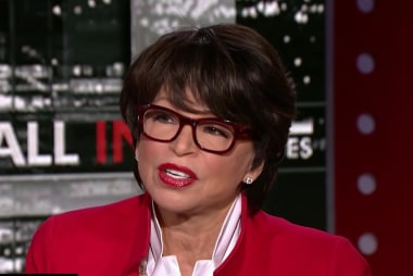 """Valerie Jarrett talks about getting """"tested"""" during her time in the Obama Administration"""