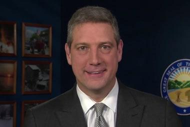 Lawrence interviews presidential contender Rep. Tim Ryan
