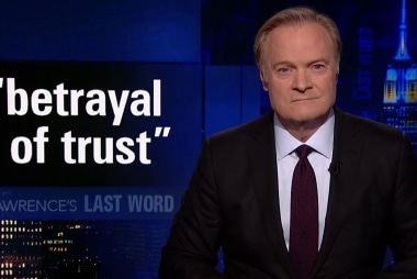 Lawrence's Last Word: more video of Republican hypocrisy on impeachment