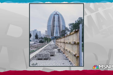 Iran military unit's new terror label ignores past Trump business