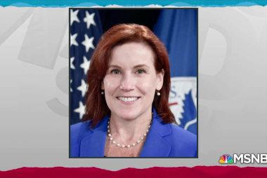Fired DHS secretary tweets firing of acting deputy DHS secretary