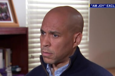 Booker: Trump's reported offer to pardon DHS official should 'shake every American'