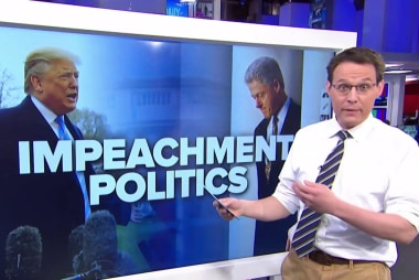 Political lessons from Clinton impeachment