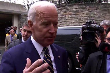 Will Joe Biden run as an 'Obama Democrat'?