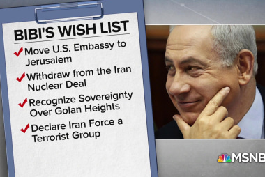 Netanyahu's secret weapon in Israeli elections? President Trump.