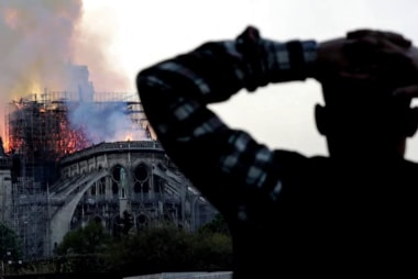 Donations flood in after Notre Dame fire