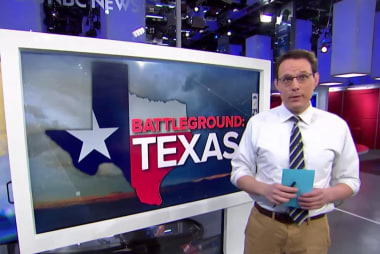 Democratic primary showdown in 2020 Texas Senate race