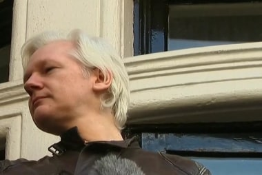 Why Assange's arrest is a huge moment in the Russia investigation