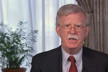 Full Bolton Interview: Not 'hypocrisy' to treat countries differently